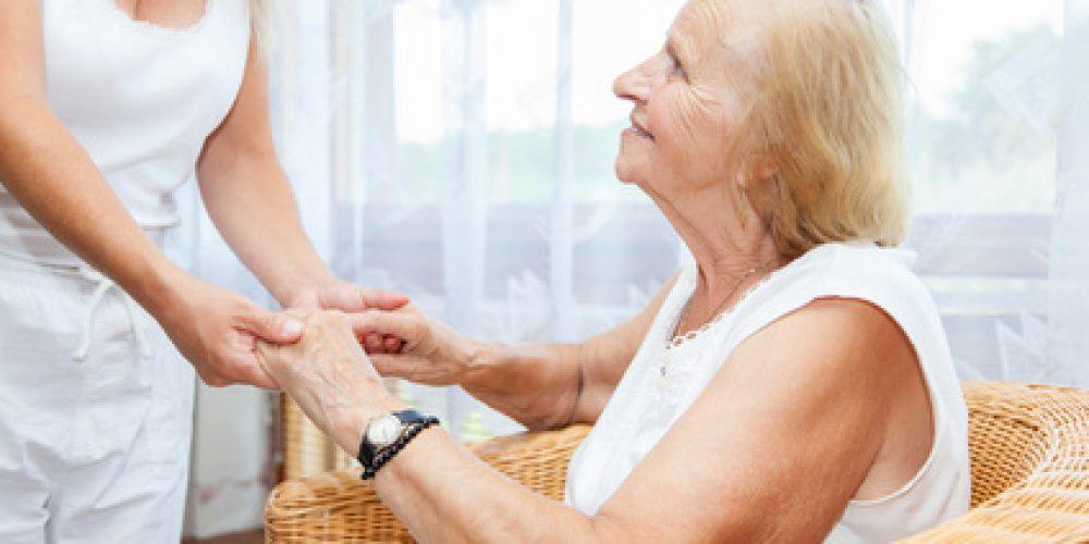 Správna starostlivosť o seniorov